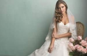 Gelinlik Modelleri Allure Bridals 9153 (3)