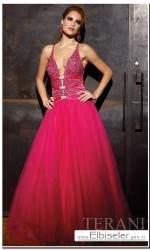 balo-elbisesi-kırmızı